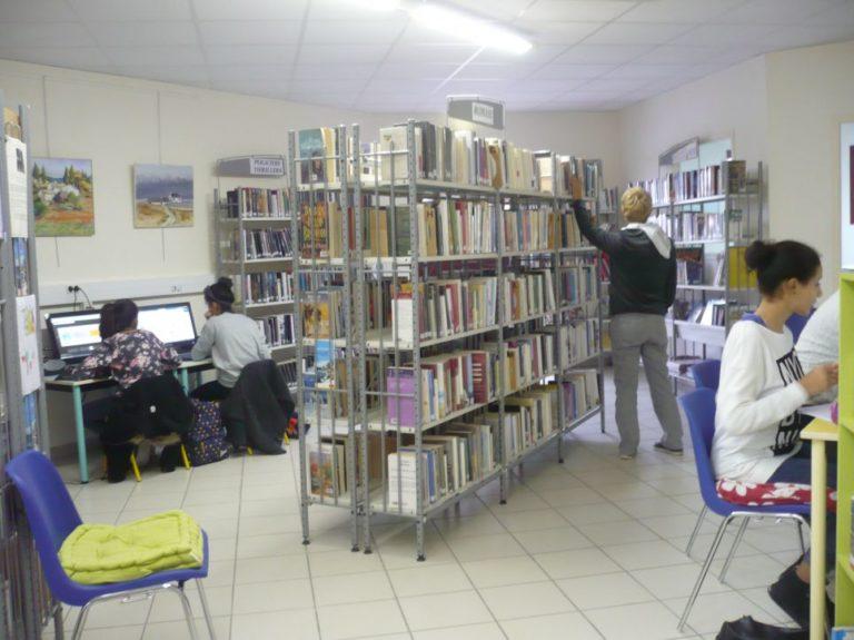 Bibliothèque de Montredon des Corbieres