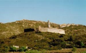 Château du Castellas à Montredon-des-Corbières